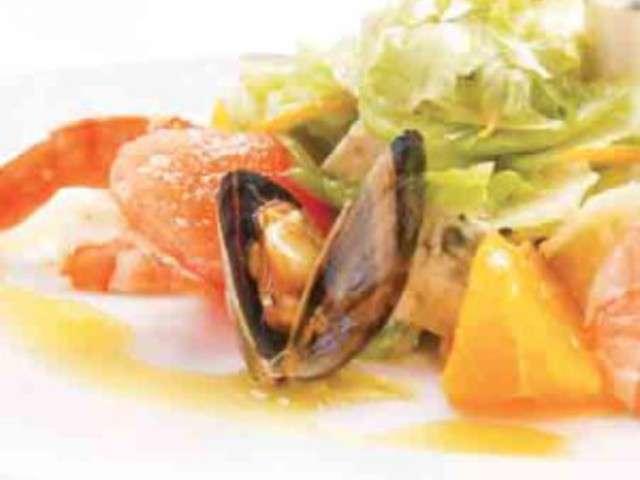 Recettes de saumon de sanafa recettes de cuisine orientale - Cuisine orientale blog ...
