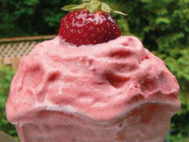 Recettes de glaces de sanafa recettes de cuisine orientale for Cuisine orientale