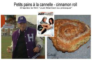 Petits pains à la cannelle - cinnamon roll