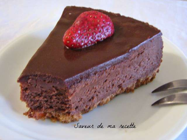 recettes de cheesecake et chocolat. Black Bedroom Furniture Sets. Home Design Ideas