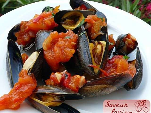 moules salsa