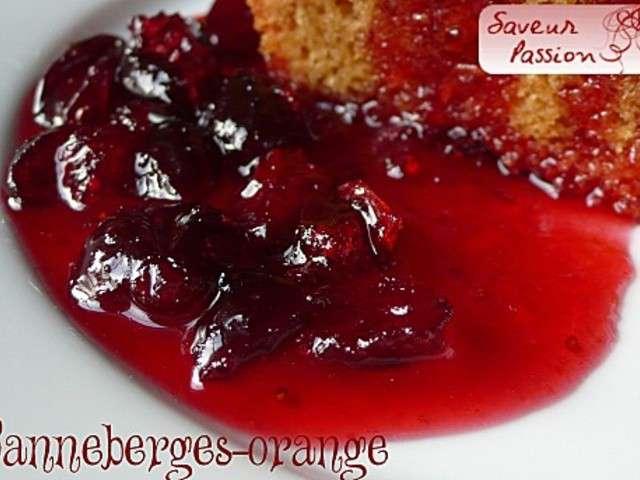 Les Meilleures Recettes de Cranberries et Canneberge