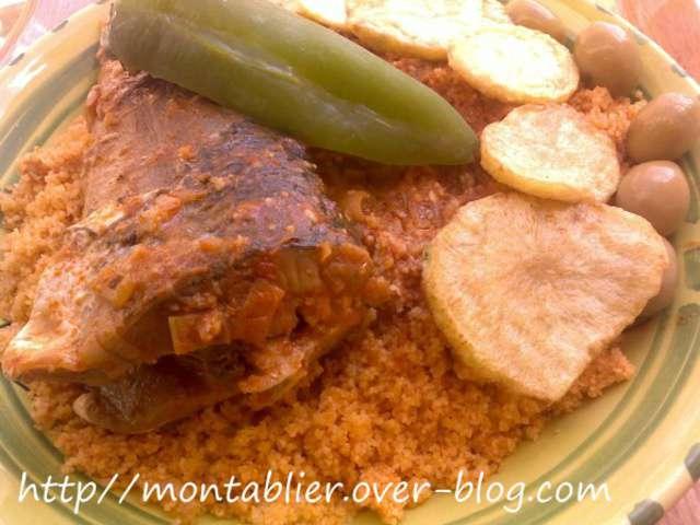 Recettes de couscous et poisson - Blog de cuisine hanane ...