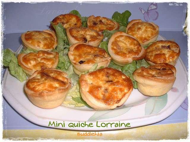 Recettes de quiche lorraine de a z for Cuisine de quiches originales et gourmandes