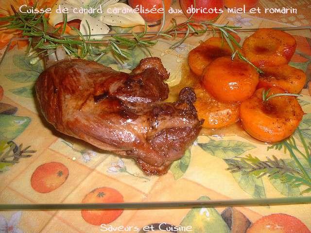 recettes de canard et abricot 2. Black Bedroom Furniture Sets. Home Design Ideas