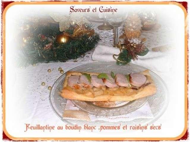 Cake Au Boudin Et Aux Pommes