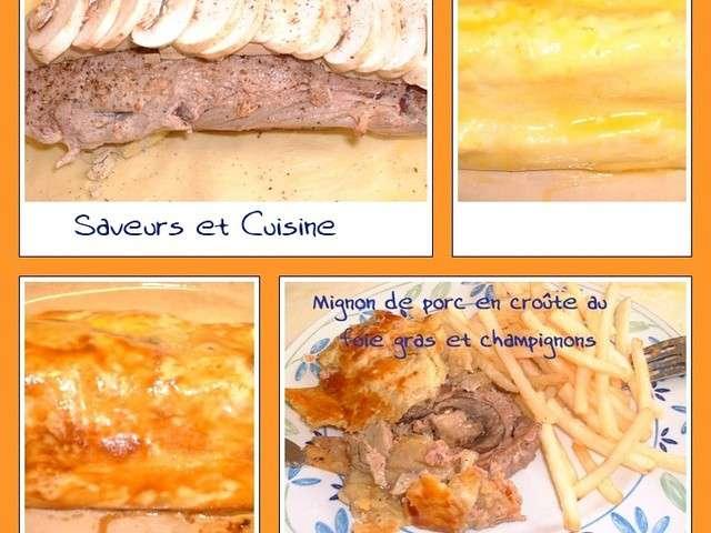 Recettes de filet mignon de porc de saveurs et cuisine - Cuisine filet mignon de porc ...