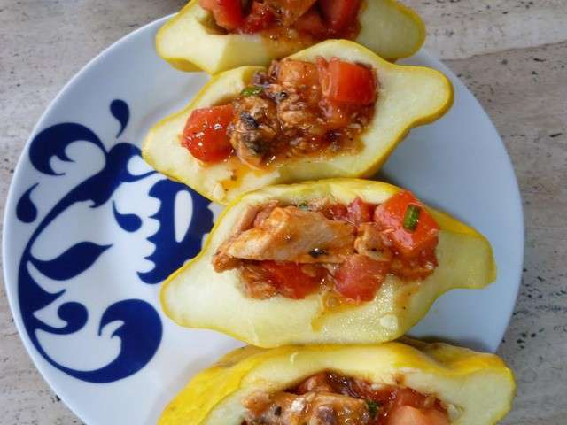 Les meilleures recettes de p tisson et tomates - Accompagnement sardines grillees barbecue ...
