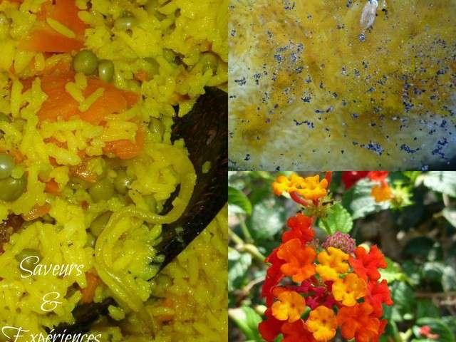 les meilleures recettes de carottes et riz 4. Black Bedroom Furniture Sets. Home Design Ideas