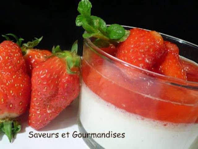 recettes de panna cotta et 28 images recettes panna cotta framboise par l atelier des chefs