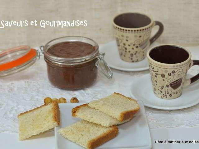 recettes de p te tartiner maison et lait concentre sucre. Black Bedroom Furniture Sets. Home Design Ideas