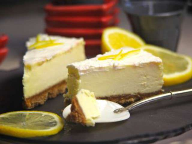 Cheese Cake Aux Citrons