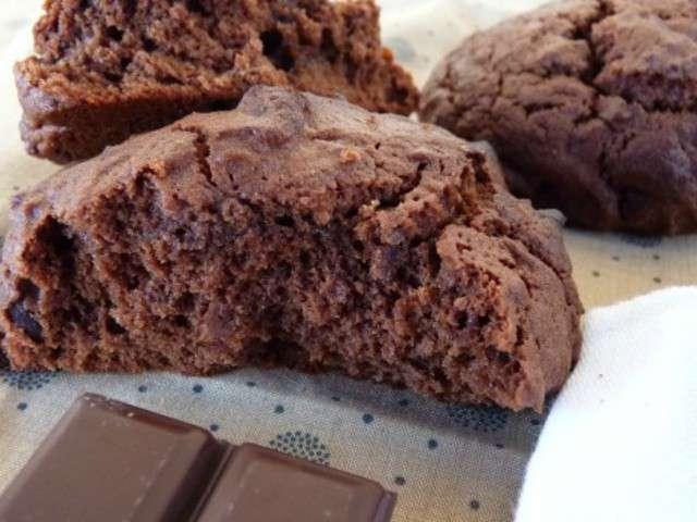 recettes de cookies au chocolat et chocolat 3. Black Bedroom Furniture Sets. Home Design Ideas