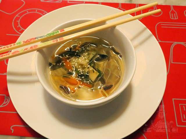 Recettes de soupe miso - Soupe miso ingredient ...