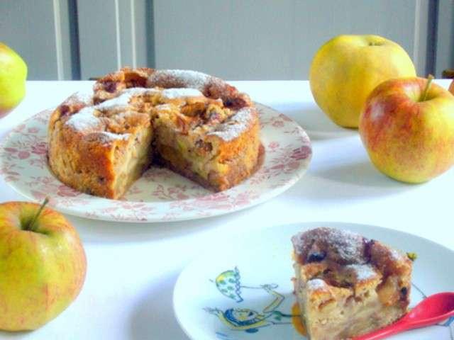 Recettes de g teau aux pommes de secrets2cuisine - Les meilleurs sites de recettes de cuisine ...