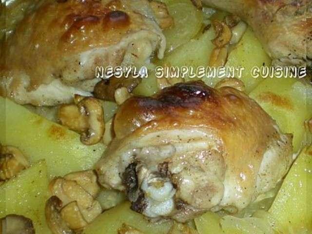 Recettes de cuisine au four et poulet au four 6 - Cuisine poulet au four ...