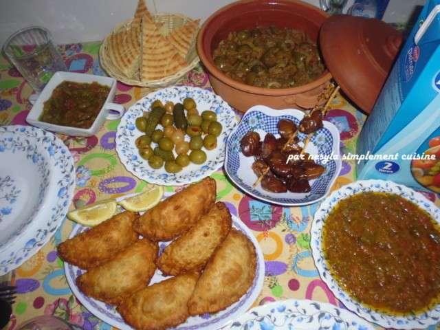 Recettes d 39 alg rie de simplement cuisine 2 - Blog de cuisine orientale pour le ramadan ...