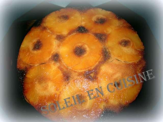 Recettes de g teau moelleux et ananas for Soleil en cuisine