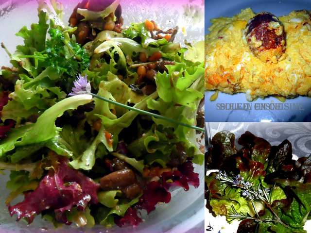 Recettes d 39 omelettes et chorizo for Soleil en cuisine