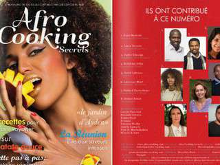 Afro Cooking Secrets Magazine