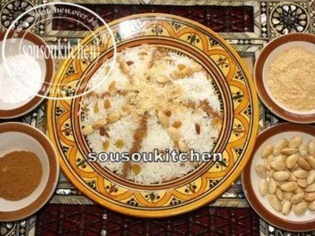 Recettes de cuisine la vapeur et riz - Riz au cuit vapeur ...