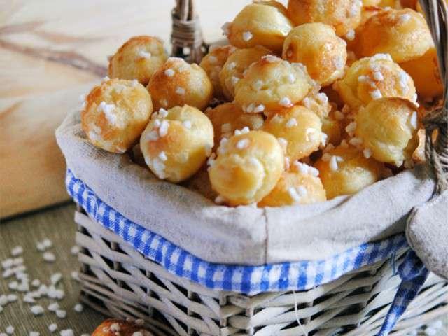 Recettes de chouquettes 27 - Pate a choux herve cuisine ...