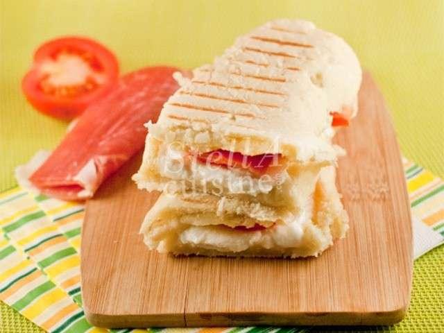Les meilleures recettes de panini et mozzarella - La maison du panini ...