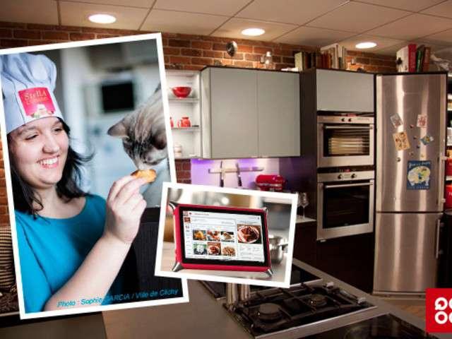 Recettes de chef de stella cuisine for Tablette cuisine cook