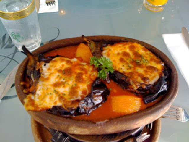 begendi puree chaude d aubergine turquie