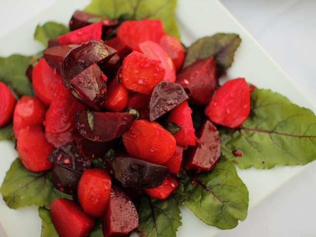 Recettes de salade de betteraves rouges - Cuisine juive sefarade ...