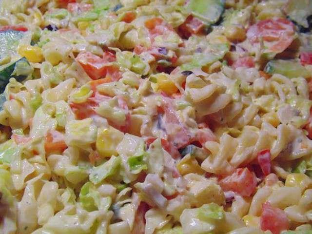 Recettes de mayonnaise et carottes - Recette mayonnaise au mixeur ...
