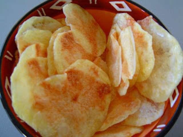 Les meilleures recettes de chips et ap ritif for Chips carotte micro onde