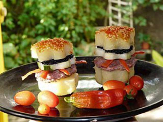 Les Meilleur Hamburger Des Fast Food