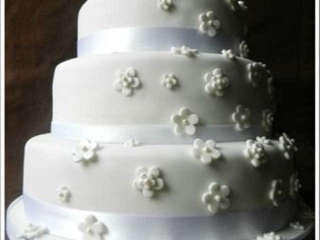 Les Meilleures Recettes De Wedding Cake