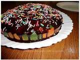 Gateau Tricolore Facile