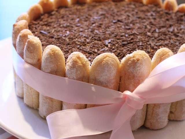 Les meilleures recettes de charlotte au chocolat 3 - Recette charlotte au chocolat ...