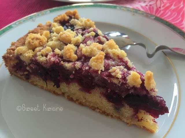 Recette Cake Au Cassis
