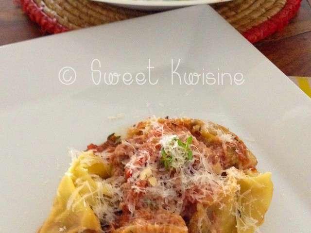 Recettes de ravioles et cuisine v g tarienne - Cuisiner l aubergine facile ...
