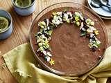 Mousse au chocolat basses calories