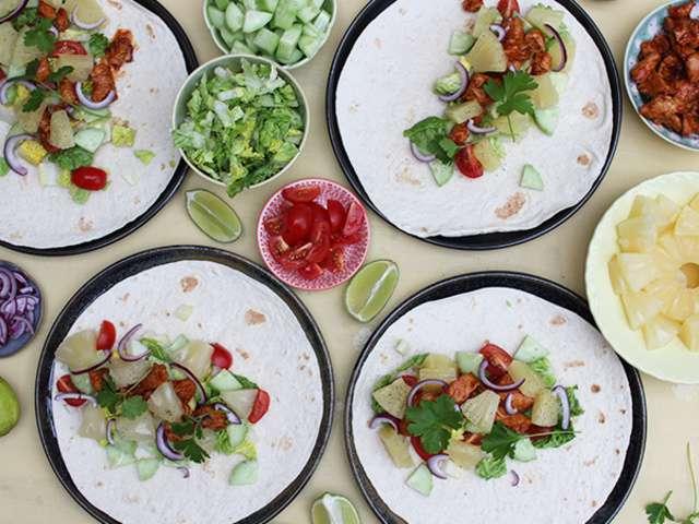 Recettes de conserve 5 - Sauce fromagere tacos recette ...