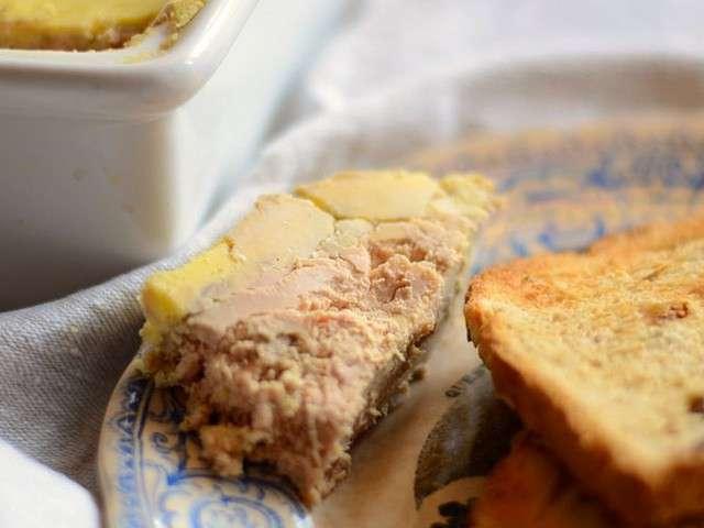 Recettes de foie gras maison et terrine de foie gras - Recette terrine foie gras ...