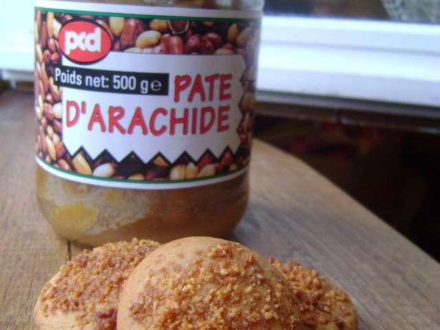 recettes d arachide et sabl 233 s