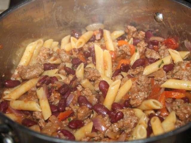 Recettes de chili con carne de tatagateau - Recette chili cone carne thermomix ...