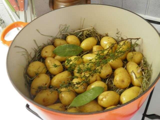 Recettes de cuisine la vapeur et pomme de terre for Cuisine a la vapeur