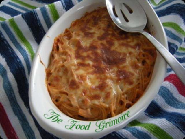 recettes de gratins de the food grimoire