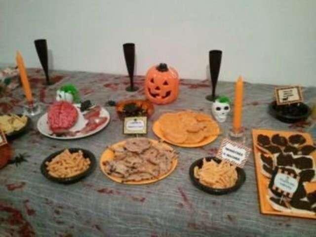 Recettes de halloween de the walking cake - Idee repas halloween ...