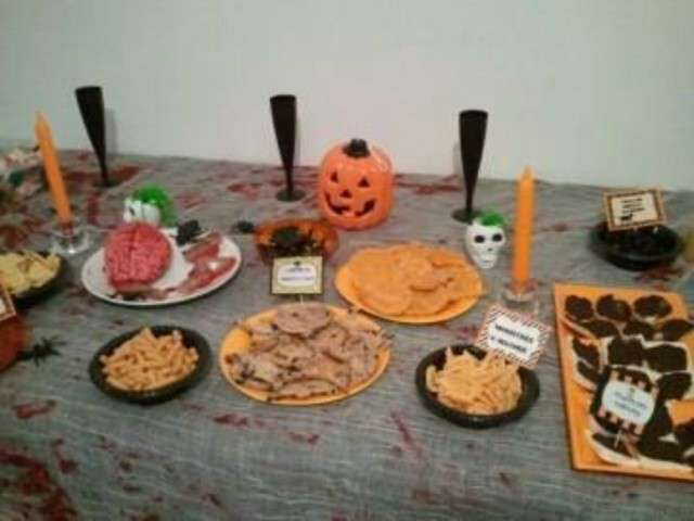 Recettes de Halloween de The Walking Cake