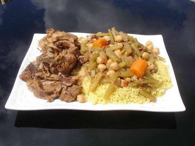 Recettes de couscous kabyle - Recette cuisine kabyle facile ...