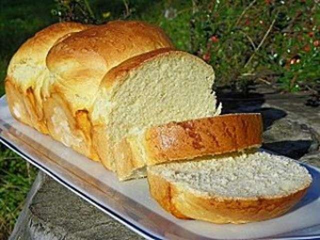 Les meilleures recettes de pain et brioches - Brioche machine a pain ...