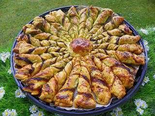 Cake Thermomix Mozzarella Tomate Seche Courgette